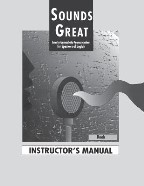 Sounds Great: Bk. 2: Instructor's Manual