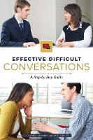 Effective Difficult Conversations: A...