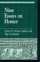 Nine Essays on Homer