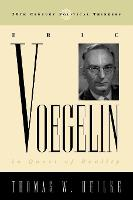 Eric Voegelin: In Quest of Reality