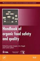 Handbook of Organic Food Safety and...