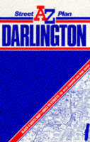 A. to Z. Street Plan of Darlington:...