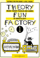 Theory Fun Factory: Music Theory,...