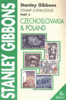Stanley Gibbons Stamp Catalogue: Pt. 5: Czechoslovakia and Poland