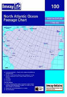 Imray Chart 100: Atlantic Ocean Passage Chart: 2006