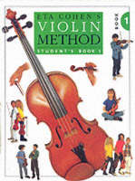Eta Cohen: Violin Method: Bk. 1:...