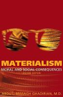Materialism: Moral and Social...