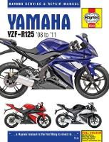Yamaha YZF-R125 Service and Repair...