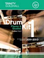 DRUM KIT: BK. 1: GRADES 1 & 2
