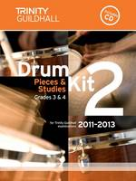 Drum Kit: Bk. 2: Grades 3 & 4