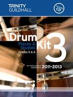 Drum Kit: Bk. 3: Grades 5 & 6