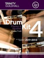 Drum Kit: Bk. 4: Grades 7 & 8