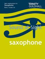Sound at Sight Saxophone Book 2:...