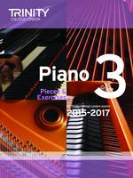 Piano 2015-2017: Pieces & Exercises:...