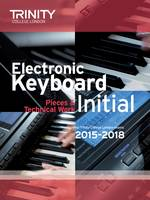 Electronic Keyboard Initial from 2015