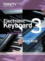 Electronic Keyboard 2015-2018: Grade 3