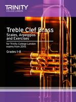 Brass Scales & Exercises: Treble Clef...