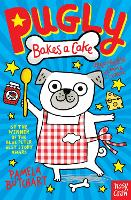 Pugly Bakes a Cake