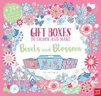 The Gift Boxes to Colour and Make:...