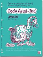 Dodo Acad-Pad A4 2/4 Ring/US Letter...