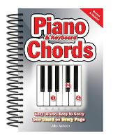 Piano & Keyboard Chords: Easy-to-Use,...