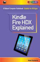 Kindle Fire HDX Explained