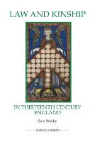 Law and Kinship in Thirteenth-Century...