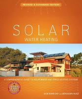 Solar Water Heating: A Comprehensive...