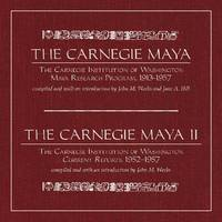 The Carnegie Maya: Carnegie...