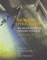 Modern Philosophy: An Anthology of...