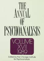 The Annual of Psychoanalysis: v. 17