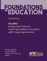 Foundations of Education: Volume I:...