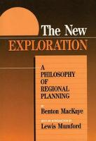 The New Exploration: A Philosophy of...