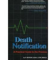 Death Notification: A Practical Guide...