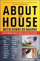 About the House with Henri de Marne:...