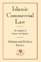 Islamic Commercial Law: An Analysis ...