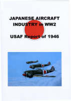 Japanese Aircraft Industry in WW2:...