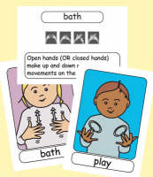 Let's Sign BSL Flashcards: Early ...