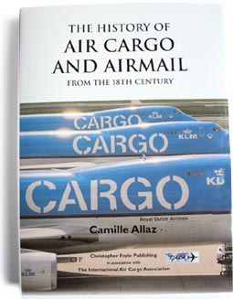 The History of Air Cargo and Airmail from the 18th Century