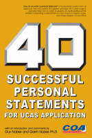 40 Successful Personal Statements: ...