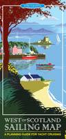West of Scotland Sailing Map: A...