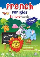 French for kids DVDs - Simple words