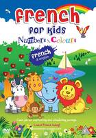 French for kids DVDs - Numbers & colours