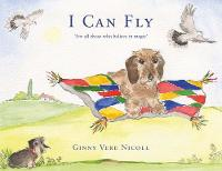 'I CAN FLY': Nutmeg The Flying Puppy