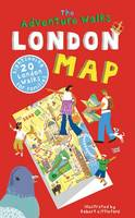 The Adventure Walks London Map: 20...