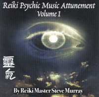 Reiki Psychic Music Attunement: v. 1