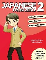 Japanese from zero - book 2