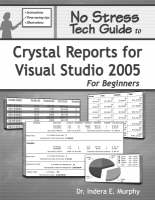 No Stress Tech Guide To Crystal...