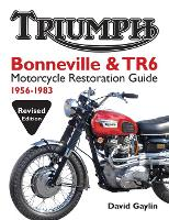 Triumph Bonneville and TR6 Motorcycle...