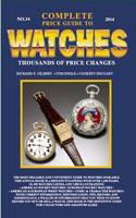Complete Price Guide to Watches 2014